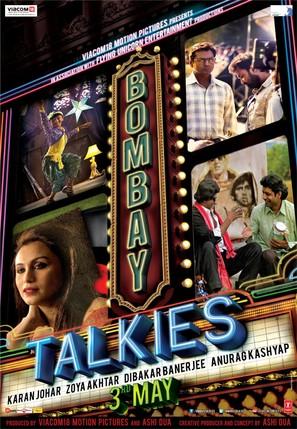 Bombay Talkies - Indian Movie Poster (thumbnail)