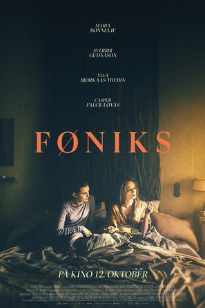 Føniks - Norwegian Movie Poster (thumbnail)