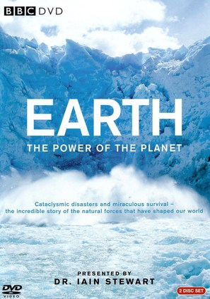 """Earth: The Power of the Planet"" - DVD movie cover (thumbnail)"