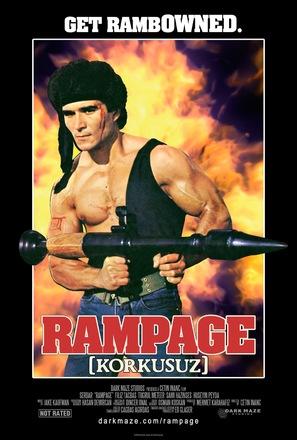 Korkusuz - Movie Poster (thumbnail)