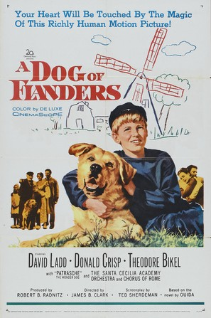 A Dog of Flanders - Movie Poster (thumbnail)