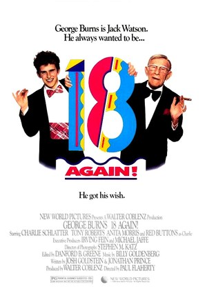 18 Again! - Movie Poster (thumbnail)
