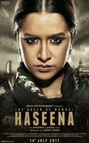 Haseena - Indian Movie Poster (thumbnail)
