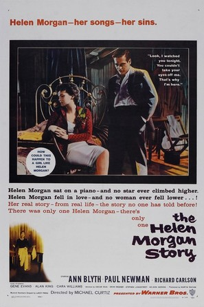 The Helen Morgan Story - Movie Poster (thumbnail)