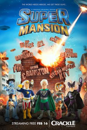 """Supermansion"""