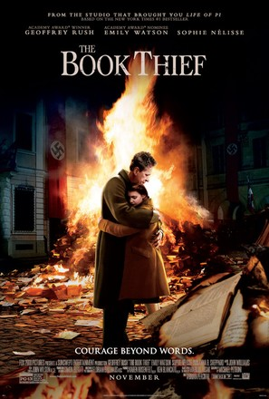 The Book Thief - Movie Poster (thumbnail)