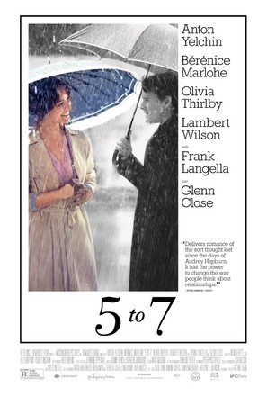 5 to 7 - Movie Poster (thumbnail)