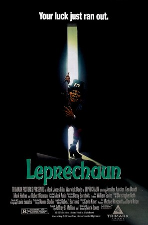 Leprechaun - Movie Poster (thumbnail)