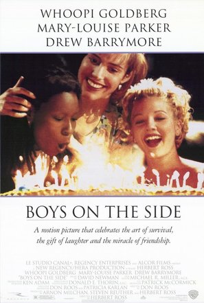 Boys on the Side - Movie Poster (thumbnail)