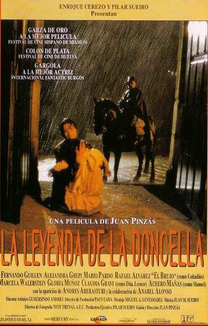 Leyenda de la doncella, La - Spanish poster (thumbnail)