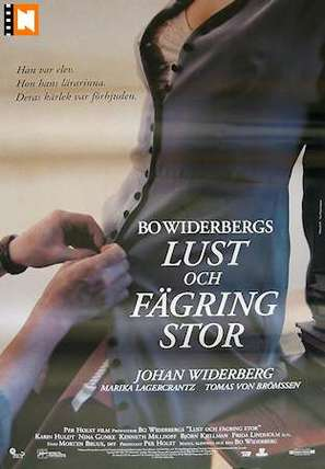 Lust och fägring stor - Swedish Movie Poster (thumbnail)
