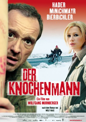 Der Knochenmann - Austrian Movie Poster (thumbnail)