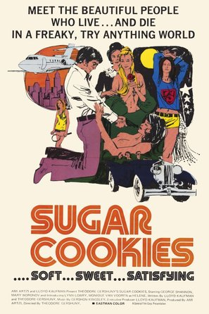 Sugar Cookies - Movie Poster (thumbnail)