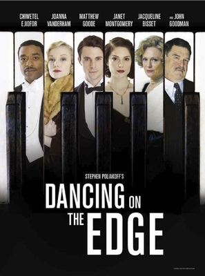 """Dancing on the Edge"" - British Movie Poster (thumbnail)"