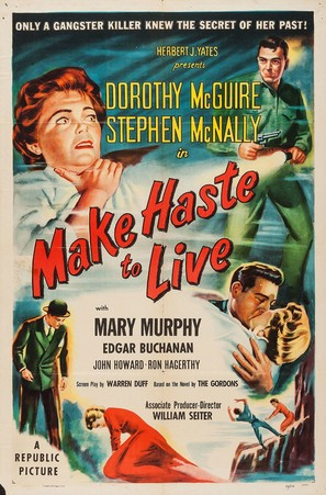 Make Haste to Live - Movie Poster (thumbnail)