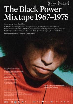 The Black Power Mixtape 1967-1975 - Swedish Theatrical poster (thumbnail)