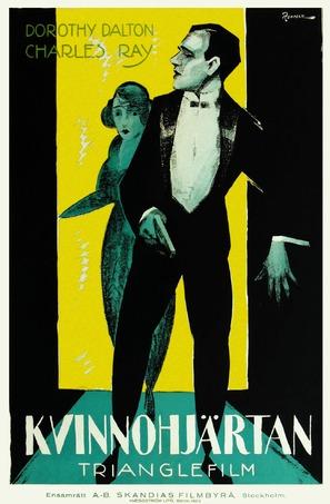 The Weaker Sex - Swedish Movie Poster (thumbnail)