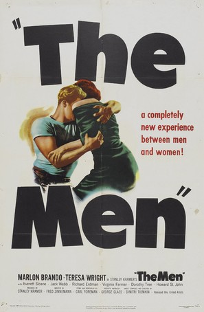 The Men - Movie Poster (thumbnail)