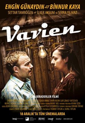 Vavien - Turkish Movie Poster (thumbnail)