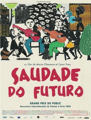 Saudade do Futuro - French poster (thumbnail)