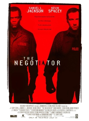 The Negotiator - Movie Poster (thumbnail)