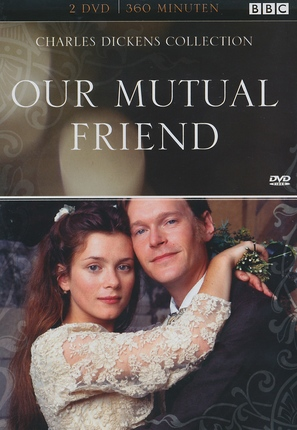 """Our Mutual Friend"" - Dutch DVD movie cover (thumbnail)"