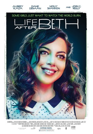 Life After Beth - British Movie Poster (thumbnail)