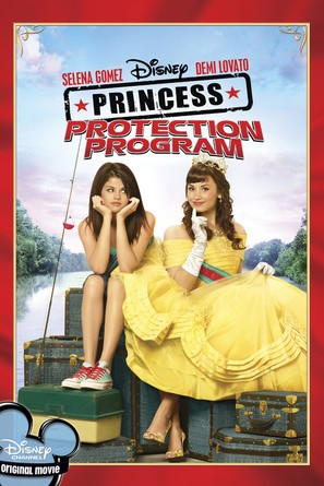 Princess Protection Program - British Movie Cover (thumbnail)