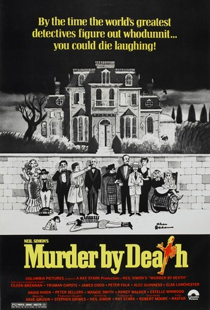 Murder by Death - Movie Poster (thumbnail)