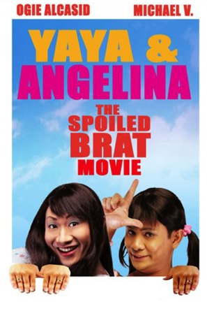 Ang Spoiled Brat - Philippine Movie Poster (thumbnail)