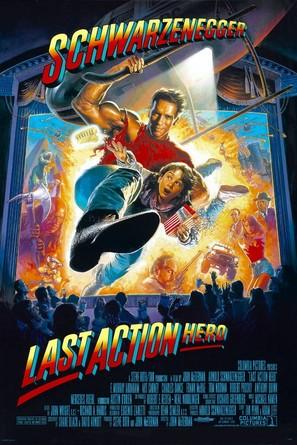Last Action Hero - Movie Poster (thumbnail)