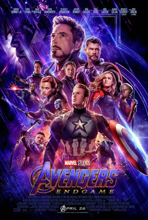 Avengers: Endgame - Movie Poster (thumbnail)