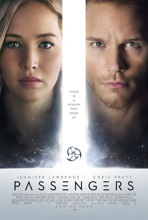 Passengers - Movie Poster (thumbnail)