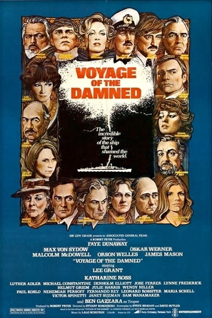 Voyage of the Damned - Movie Poster (thumbnail)