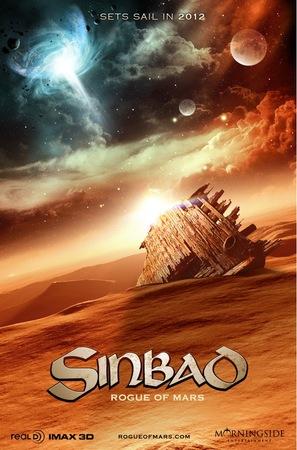 Sinbad - Movie Poster (thumbnail)