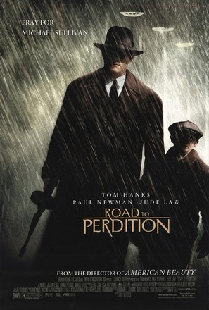 Road to Perdition - Movie Poster (thumbnail)