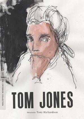 Tom Jones - DVD movie cover (thumbnail)