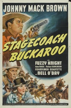 Stagecoach Buckaroo - Movie Poster (thumbnail)