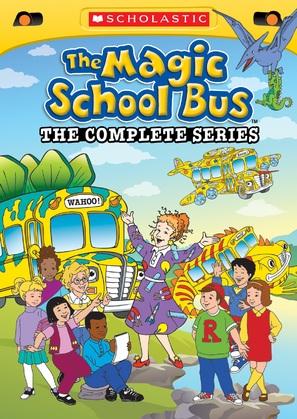"""The Magic School Bus"" - DVD movie cover (thumbnail)"