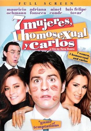 7 mujeres, 1 homosexual y Carlos - Mexican poster (thumbnail)
