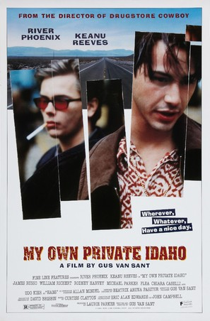 My Own Private Idaho - Movie Poster (thumbnail)