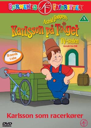 """""""Karlsson on the Roof"""" - Danish DVD cover (thumbnail)"""