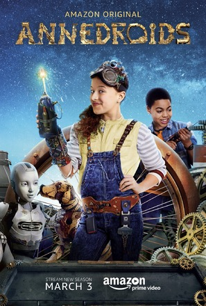 """""""Annedroids"""" - Movie Poster (thumbnail)"""