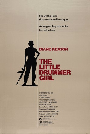 The Little Drummer Girl - Movie Poster (thumbnail)