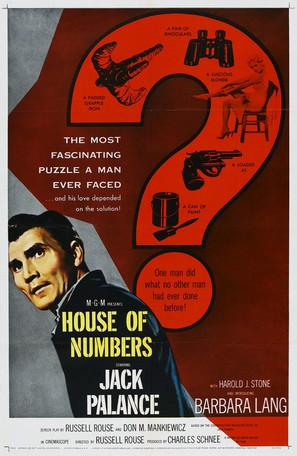 House of Numbers - Movie Poster (thumbnail)