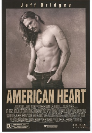 American Heart - Movie Poster (thumbnail)