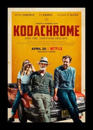 Kodachrome - Movie Poster (thumbnail)