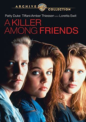 A Killer Among Friends - Movie Cover (thumbnail)