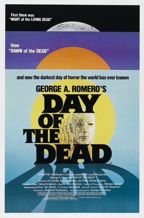Day of the Dead - Movie Poster (thumbnail)