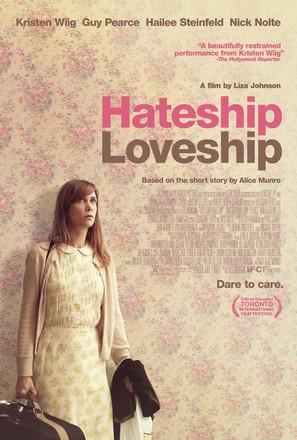 Hateship Loveship - Movie Poster (thumbnail)